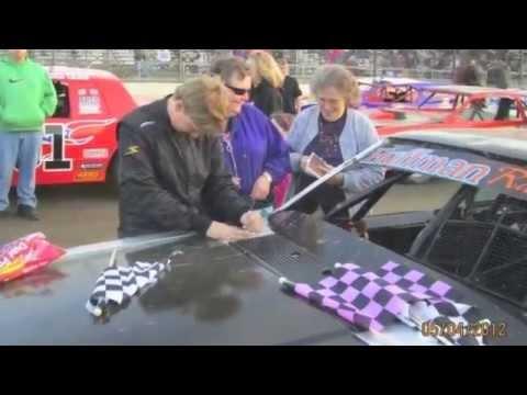 Kankakee County Speedway Caught On Camera