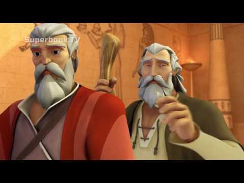 Moïse Et Aaron Rencontrent Le Pharaon