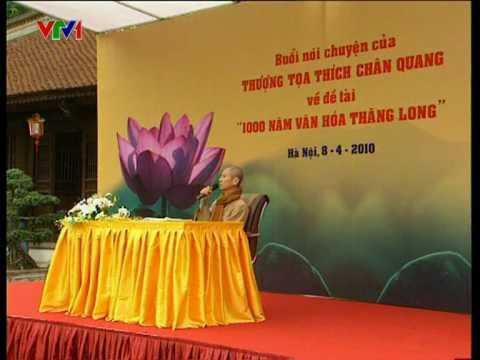 TT Thích Chân Quang giao lưu tại Văn Miếu