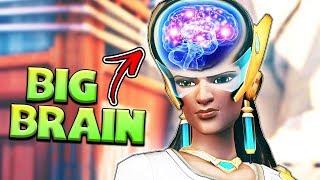 *NEW* OP Big Brain Teleport TRICK! - Overwatch Best Plays & Funny Moments #150