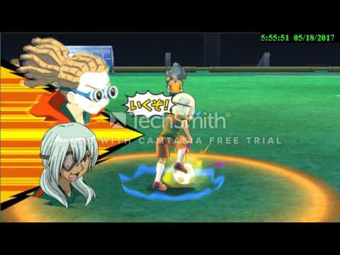8603c1a02 تختيم لعبة أبطال الكرة #2 Inazuma Eleven Go Strikers