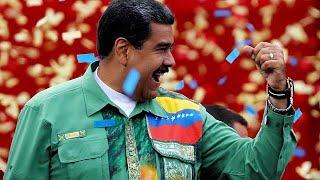 Venezuela başkanlık seçimlerinde Erdoğan'dan Maduro'ya destek