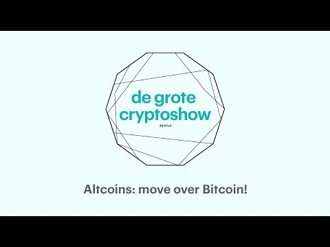 RTL Z: De Grote Cryptoshow - Altcoin, move over Bitcoin!
