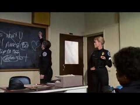 police academy 1 clip