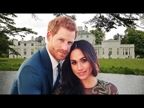 Harry and Meghan's wedding reception and after party