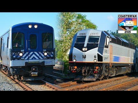 East Coast TRAINS!