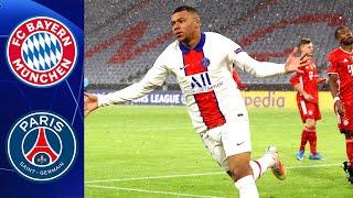 Бавария ПСЖ Лига чемпионов 2021 Четвертьфинал Обзор FIFA Ванга прогноз