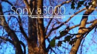 Sony a3000 Tokina Auto Wide MD 35mm f2.8