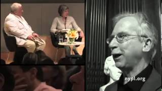 Peter Carey, Edmund White & Claire Messud | LIVE from the NYPL