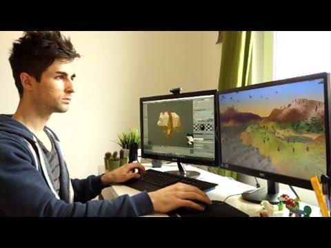 Indie Game Dev - Behind the Scenes #56