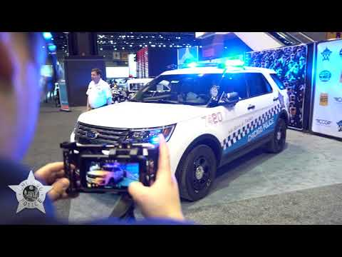 New CPD vehicle unveiled at the 2018 Chicago Auto Show