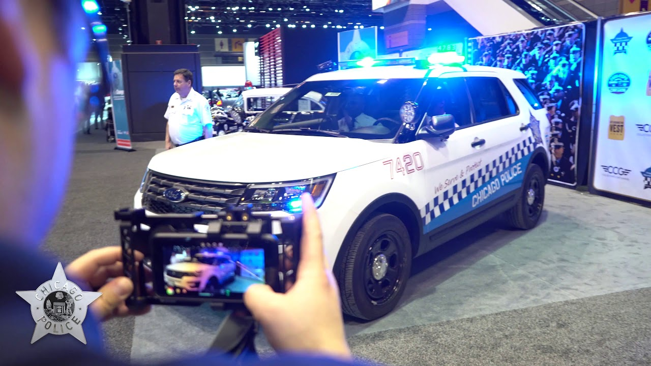 new cpd vehicle unveiled at the 2018 chicago auto show On chicago motors pre owned police cars