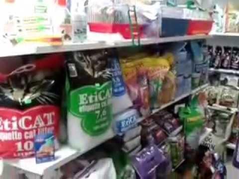 ЗООмагазин низких цен в Киеве на Троещине ул Градинская 5