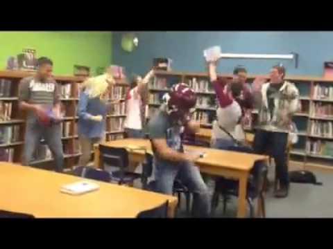 Dilley High School, Harlem Shake 2013