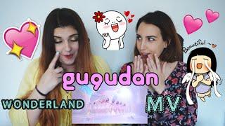 구구단 (gugudan) - Wonderland MV REACTION ~Andie & Carlie~