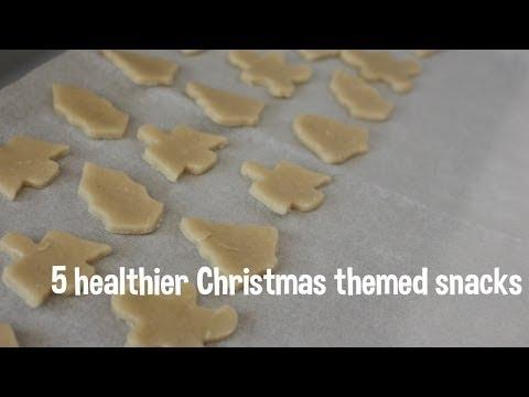 5 Healthier Christmas Snacks! Toddler Friendly! Ritz Cracker Recipe!
