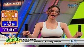 Sunday PinaSaya Kim Domingo S Workout Tool