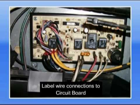 Norcold Refrigerator Wiring Diagram Rj45 To Rj12 1200 Amish Cooling Unit Conversion.mpg - Youtube