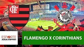 Flamengo 1 x 0 Corinthians - 03/06/18 - Brasileirão