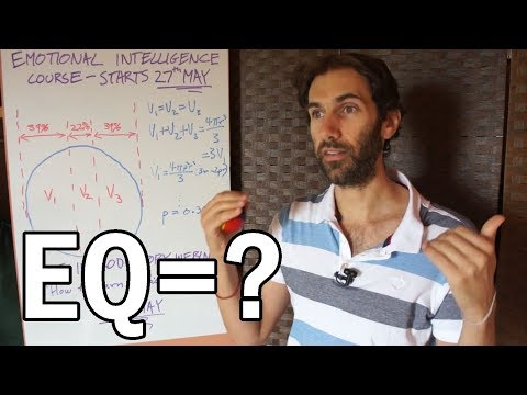 What does Mathematics have to do with Emotional Intelligence?