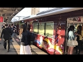 Rail Live. 阪急電車十三駅 Hankyu Railway Rush Hour !