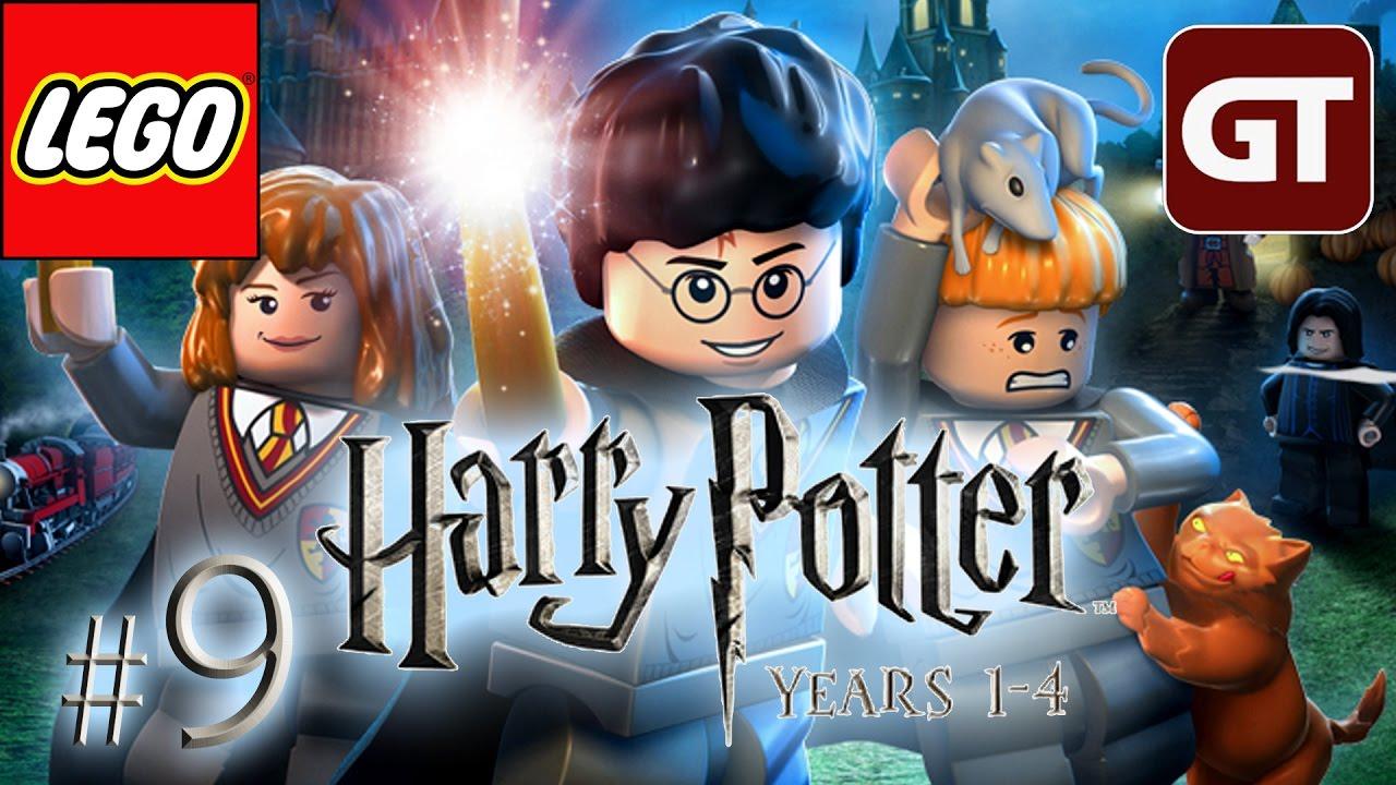 Lego Harry Potter Years 1 4 9 Jahr 2 Beginnt Youtube