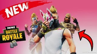 NEUE SAISON 5 LEAKED SKINS FORTNITE BATTLE PASS SEASON 5 SKINS LEAKED EARLY SEASON 5 TIER REWARDS!