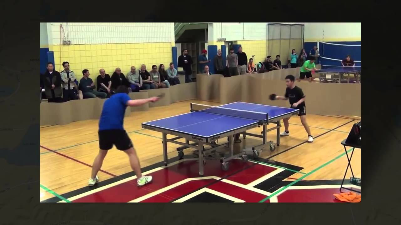 Table Tennis Mn 2015 State Championship