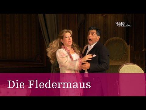 Die Fledermaus – Trailer | Volksoper Wien