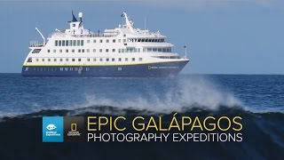 Epic Galápagos Photo Expedition