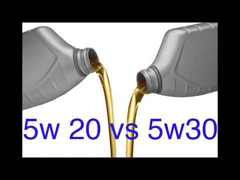 5w20 vs 5w30 PSA - Switch to 5w30 Now.