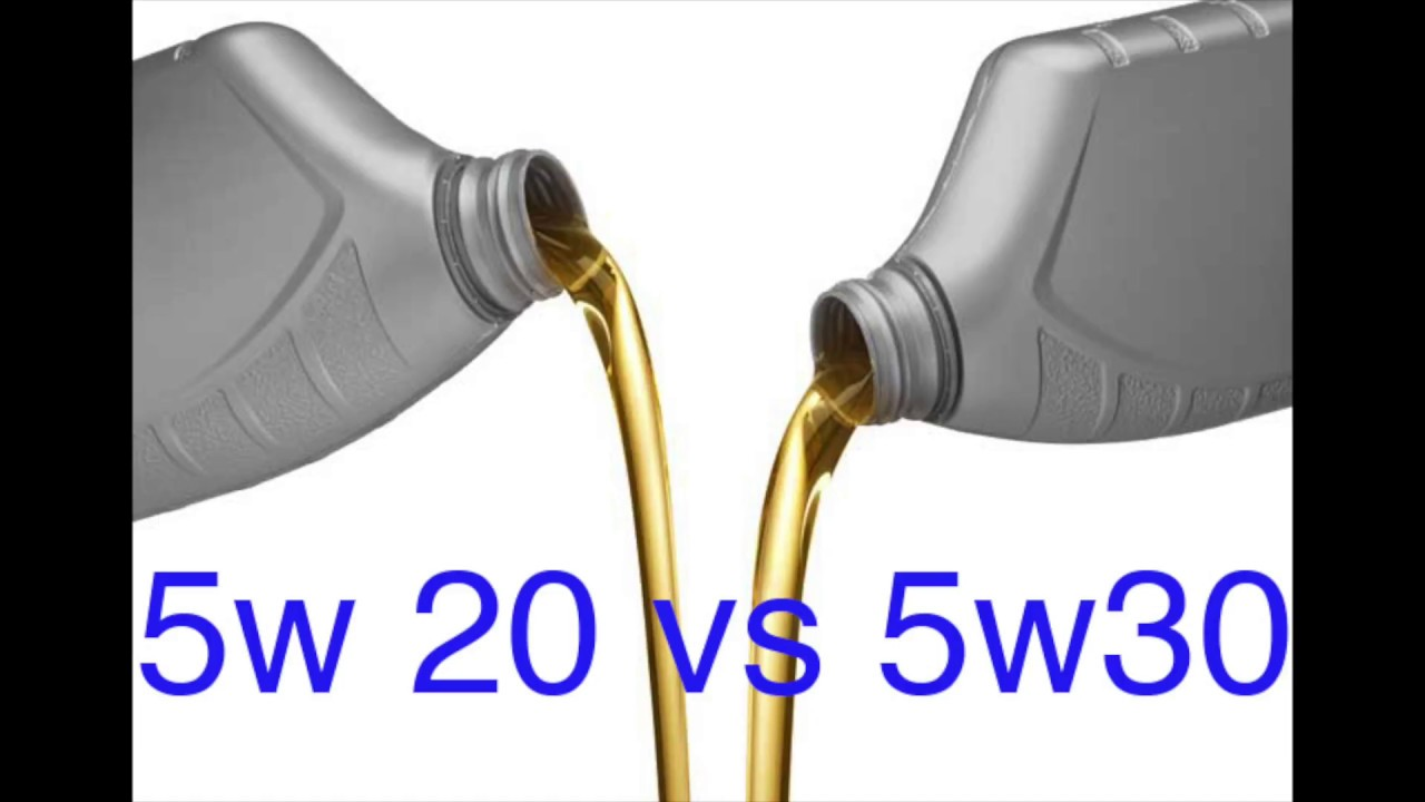 5w20 Vs 5w30 >> 5w20 Vs 5w30 Psa Switch To 5w30 Now