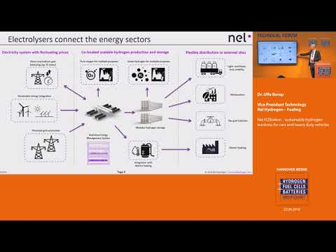 Nel H2Station - sustainable hydrogen business for cars and heavy duty vehicles