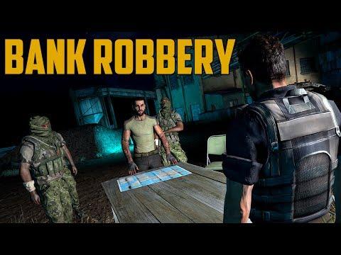 BANK ROBBERY! (ARMA 3: Altis Life)
