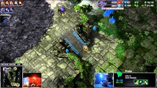 Alicia vs Snute - Game 1 - WCS AM Premier Ro16 Group A
