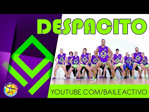 CHOREOGRAPHY DESPACITO - STEP BY STEP WITH BAILEACTIVO