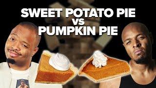 Baixar Sweet Potato vs. Pumpkin Pie - Which Is Better?