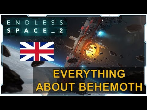 Endless Space 2 I Guide I Basic Behemoth |