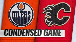 11/17/18 Condensed Game: Oilers @ Flames