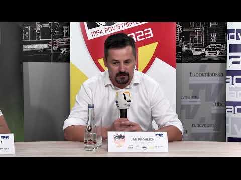 Tlačovka futbalistov MFK ADV Stará Ľubovňa: Cieľom je postup!