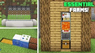 7 ESSENTIAL Farms For Your Survival World