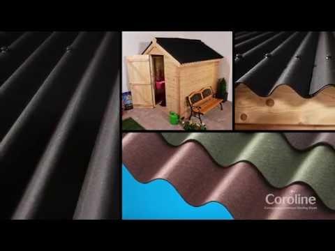 Coroline Bitumen Installation Guide