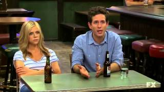 Video Science is a liar...Sometimes, Its Always Sunny in Philadelphia download MP3, 3GP, MP4, WEBM, AVI, FLV November 2017
