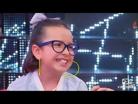 La voz kids Colombia 2018 Monserrat