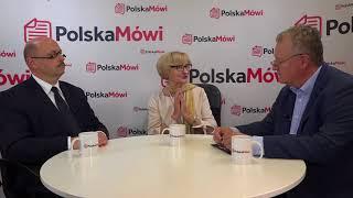 Stefan Hambura i Krystyna Krzekotowska - Światowy Kongres Polaków