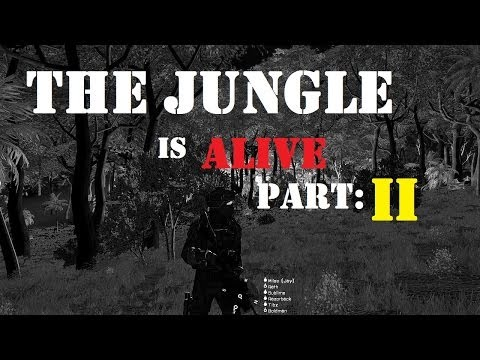 Arma 3: ALiVE The Jungle Part Two