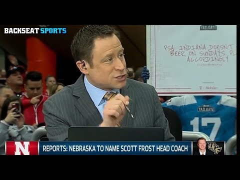 SCOTT FROST OFFICIALLY COMING HOME TO NEBRASKA | COACH FROST TRIBUTE