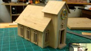 Assembly Tips For The Scrollsaw Workshop Mini Clock Church