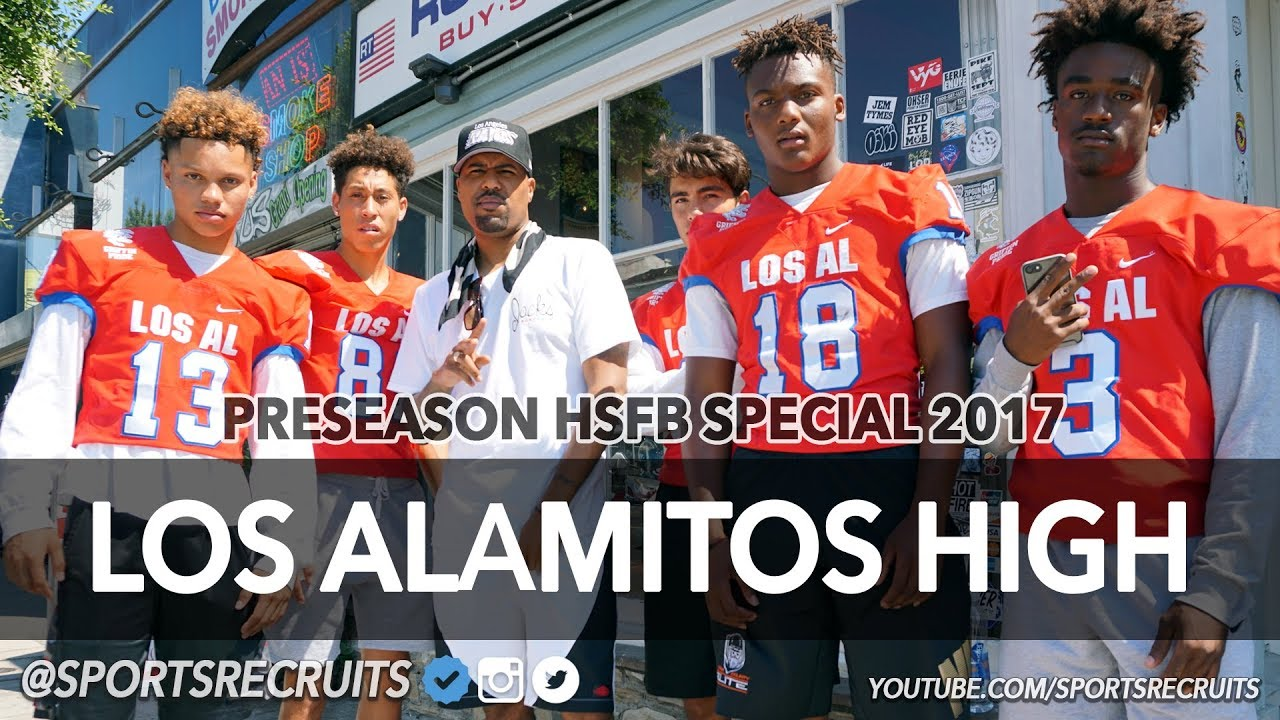 Los Alamitos: 2017 HS Football Preseason Special: Melrose + Hollywood feat   Dom Kennedy