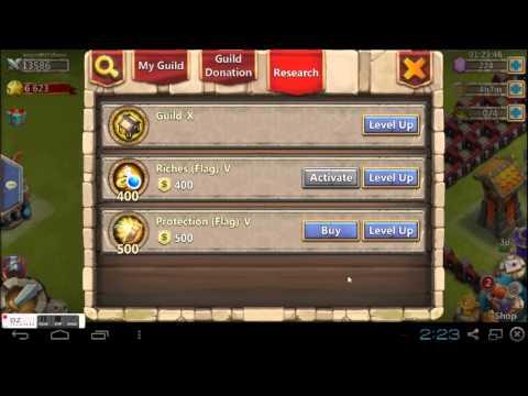Castle Clash Android Guilds Recruitment Video
